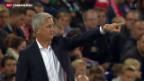 Video «Vladimir Petkovic bleibt Trainer der Schweizer Fussball-Nati» abspielen