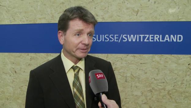 Video «Patrick Hofstetter, WWF Schweiz: Diese Fragen bleiben offen» abspielen