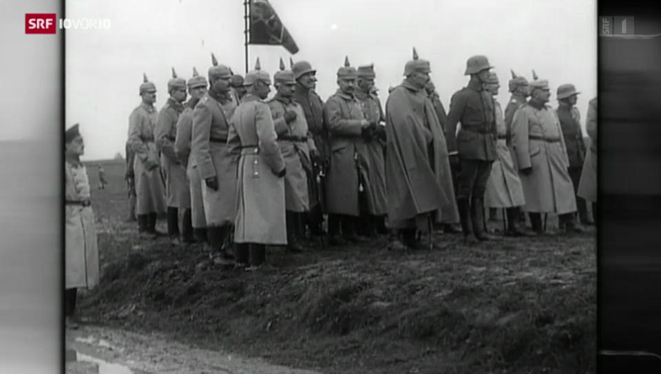 1. Weltkrieg – Urknall der Moderne: Kriegspropaganda