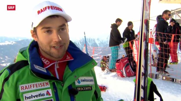 Video «Ski: Porträt Manuel Pleisch» abspielen