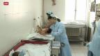 Video «China will Ein-Kind-Politik lockern» abspielen