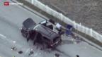 Video «Schiesserei in Kalifornien gibt Rätsel auf» abspielen