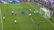 Video «Draxlers Vorlage und Tor gegen die Slowakei» abspielen