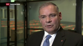 Video «Nachrichtendienstchef spricht über russische Spione» abspielen