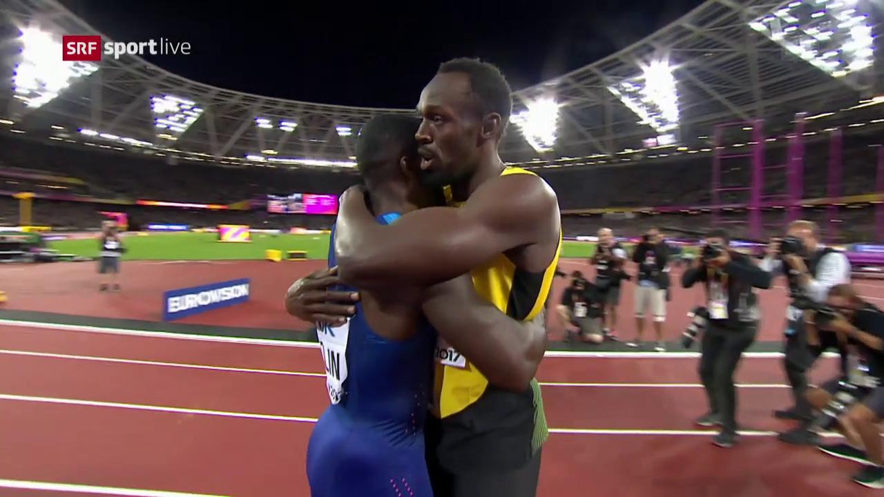 Bolt geschlagen: Überraschung im 100-m-Final