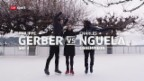 Video «Comedy: Best of Charles Nguela vs. Philippe Gerber» abspielen