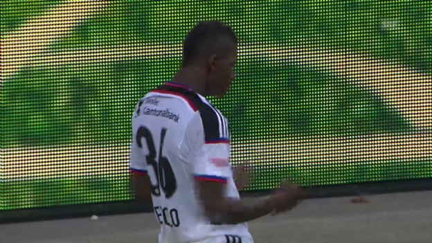 Video «Fussball: SL, Luzern - Basel» abspielen