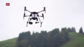 Video «Registrierungspläne für Drohnen» abspielen