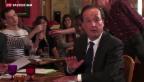 Video «Schlechte Halbzeit-Bilanz für Hollande» abspielen
