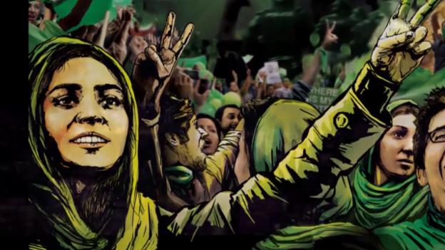Video «Trailer von «The Green Wave»» abspielen