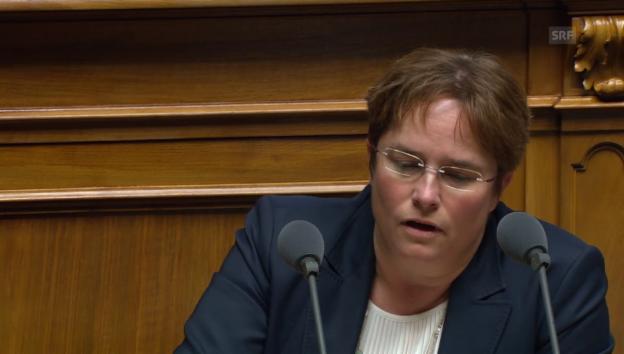 Video «Magdalena Martullo-Blocher: Wieviel Steuern sparen Sie?» abspielen