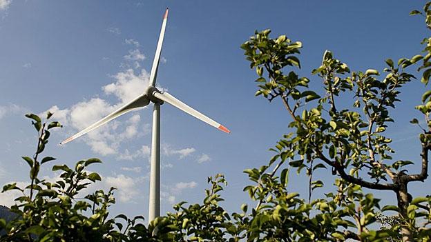 Die Pläne der Aargauer Regierung für Windparks im Kanton (Maurice Velati, 06.12.2012)