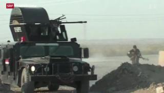 Video «Heftiger Widerstand gegen das Isis-Kalifat» abspielen