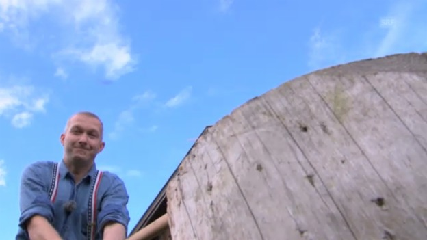 Video ««Töfflibuebe: Allerlei vom Dreh (1)» abspielen