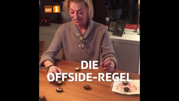 Video «Die Offside-Regel einfach erklärt. Oder doch nicht?» abspielen