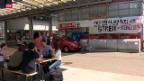 Video «Streik beendet» abspielen