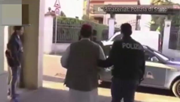 Video «Wollten sie den Vatikan angreifen?» abspielen