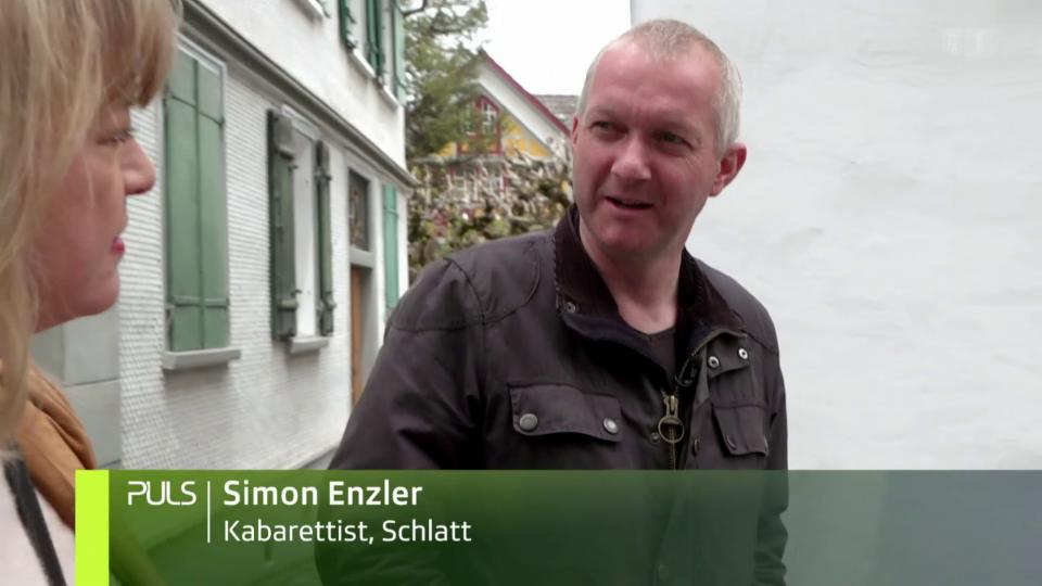 Simon Enzlers Sicht auf die Innerrhoder Menschen und Medizingewohnheiten