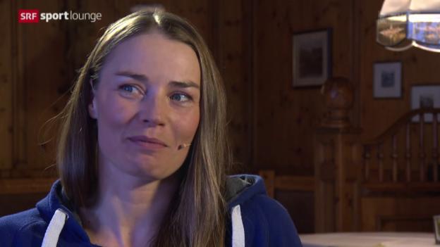 Video «Tina Maze – die letzte Skiallrounderin im Gespräch» abspielen