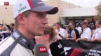 Video «Formel 1: Qualifying GP der USA» abspielen