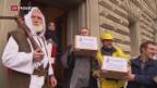 Video «Vollgeld-Initiative fordert Umstellung des Geldsystems» abspielen