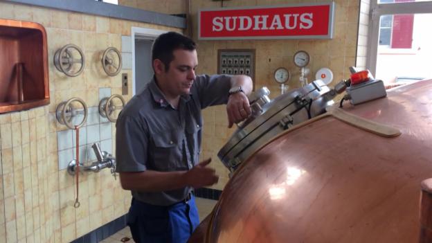 Video «Brauerei Baar Einblick» abspielen