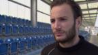 Video «Fussball: Interview mit Shkelzen Gashi» abspielen
