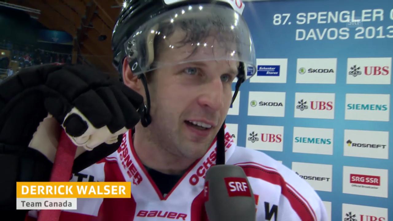 Eishockey: Spengler Cup («sportlive», 26.12.2013)