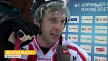 Video «Eishockey: Spengler Cup («sportlive», 26.12.2013)» abspielen