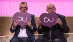 Video ««Ich oder Du» mit Philipp und Christoph Fankhauser» abspielen