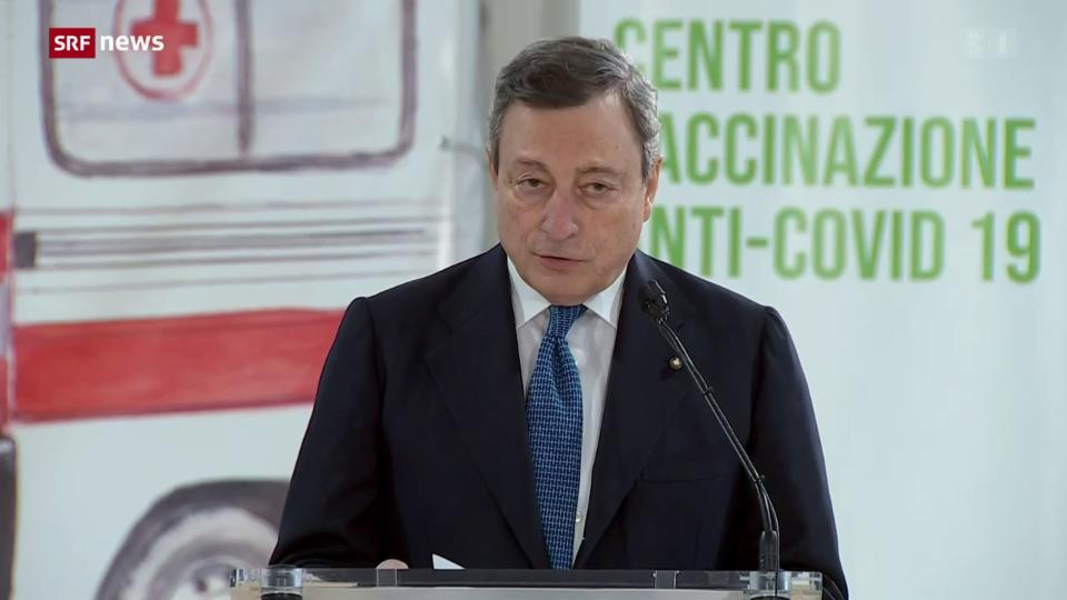Aus dem Archiv: Italien verschärft Corona-Beschränkungen