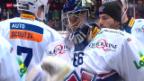 Video «Eishockey: ZSC Lions - Biel» abspielen