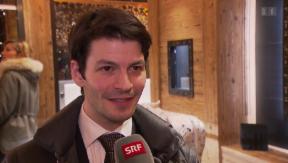 Video «Stéphane Lambiel: Gefragt wie eh und je» abspielen