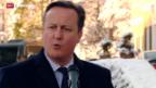 Video «Cameron in der EU auf Werbetour» abspielen