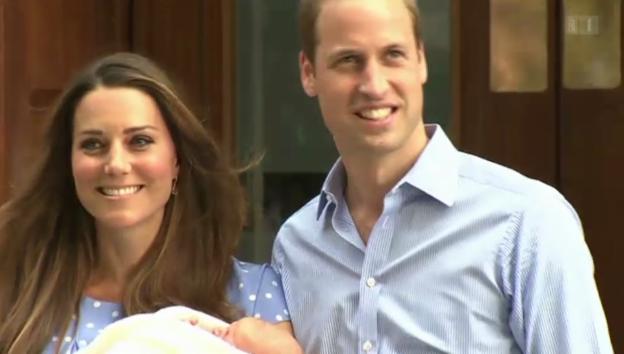 Video «Prinz William beendet den Dienst als Soldat» abspielen