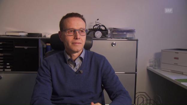 Video ««Übergewicht ist schlimm» – Interview mit Philippe Beissner» abspielen