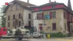 Video «Polizeieinsatz in Kulturzentrum» abspielen