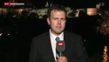 Video «Einschätzungen von SRF-Korrespondent» abspielen