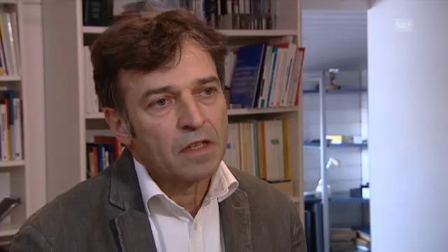 Politologe Andreas Ladner glaubt nicht an eine Reform des Ständemehrs