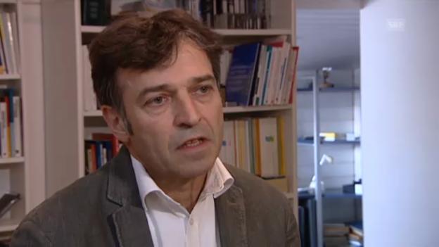 Video «Politologe Andreas Ladner glaubt nicht an eine Reform des Ständemehrs» abspielen
