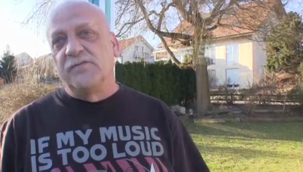 Video «Rock und Romantik auf Kreta: Trix und Marcel Buholzer» abspielen
