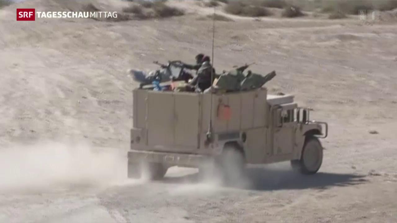 Taliban wieder auf dem Vormarsch