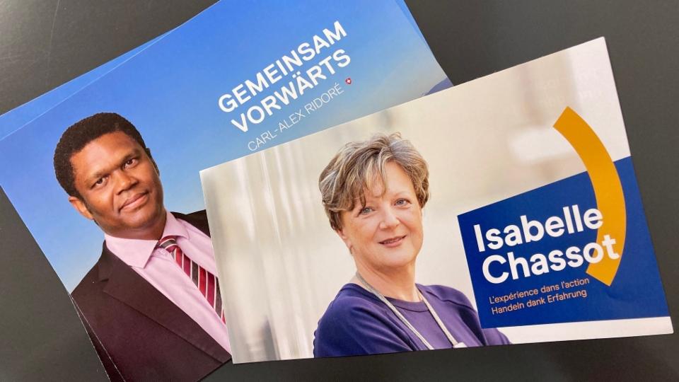 Ausgangslage der Ständerats-Ersatzwahl im Kanton Freiburg