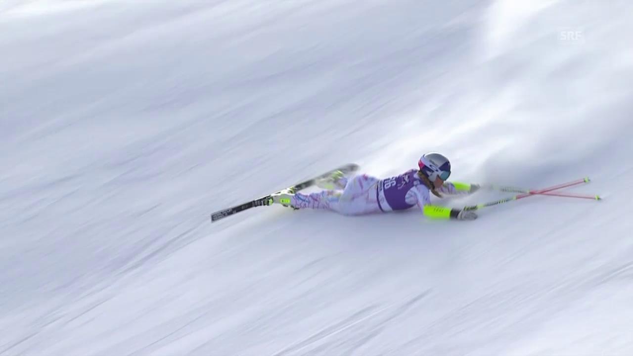 Ski: Vonn scheidet in Aspen aus