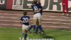 Video «Fussball: WM, Rückblick 1974: BRD - DDR» abspielen