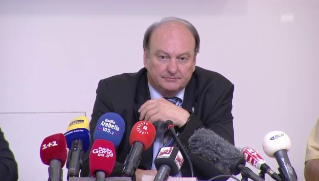 Video «Behörden erwägen Zusammenhang mit Breivik-Atentat» abspielen