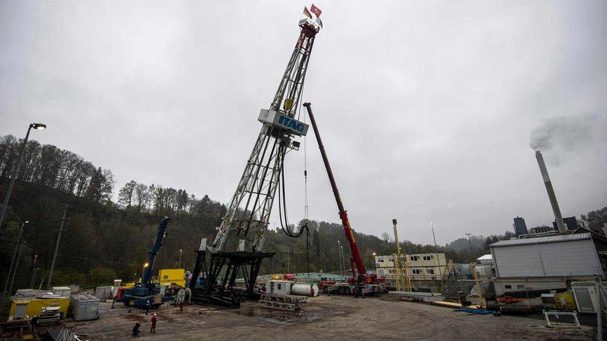 Geothermie in St. Gallen: Ein Rückblick mit Tönen (18.02.2015)
