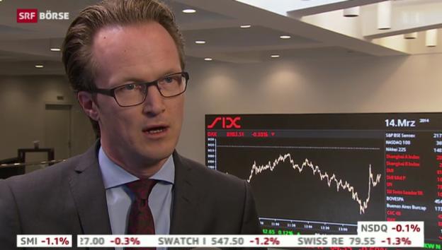 Video «SRF Börse vom 14.03.2014» abspielen