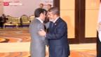 Video «Treffen der «Organisation für Islamische Zusammenarbeit» OIC in Kairo» abspielen