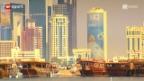 Video «Wieso Katar die WM 2018 erhalten hat» abspielen
